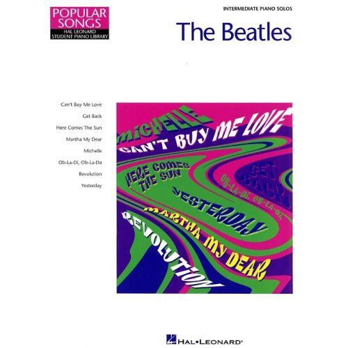 HAL LEONARD HAL LEONARD STUDENT PIANO LIBRARY THE BEATLES - PIANO SOLO