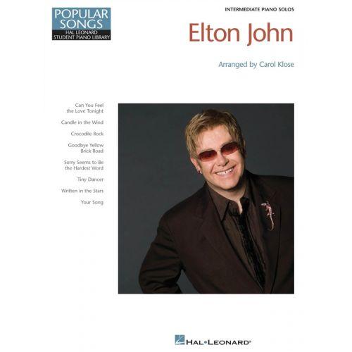 HAL LEONARD ELTON JOHN - PIANO SOLO