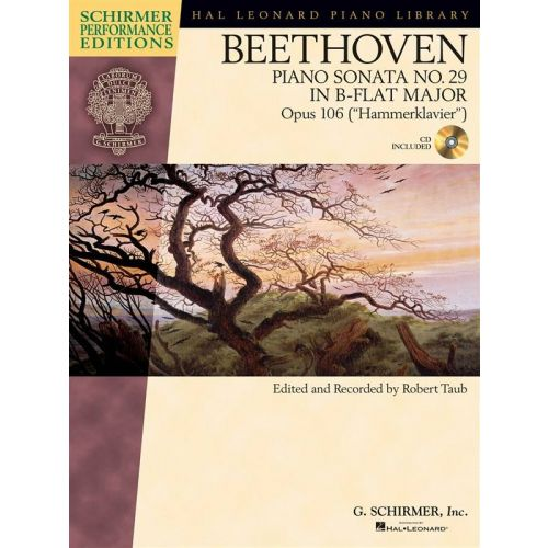 HAL LEONARD BEETHOVEN L; (VAN) - SONATA N° 29 IN B FLAT MAJOR - PIANO