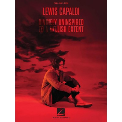 HAL LEONARD LEWIS CAPALDI - DIVINELY UNINSPIRED TO A HELLISH EXTENT - PVG