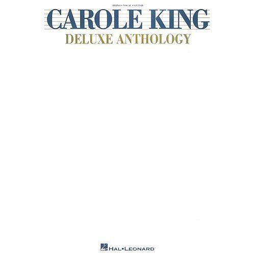 HAL LEONARD CAROLE KING DELUXE ANTHOLOGY - PVG