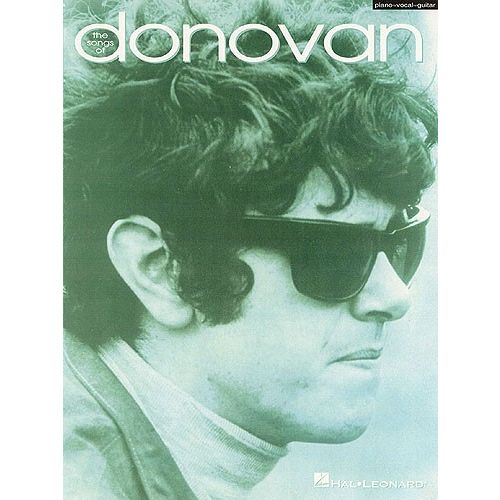 HAL LEONARD THE SONGS OF DONOVAN - PVG
