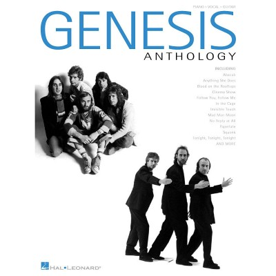 HAL LEONARD GENESIS ANTHOLOGY - PVG