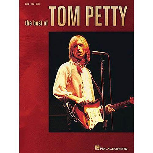 HAL LEONARD PETTY TOM - BEST OF - PVG