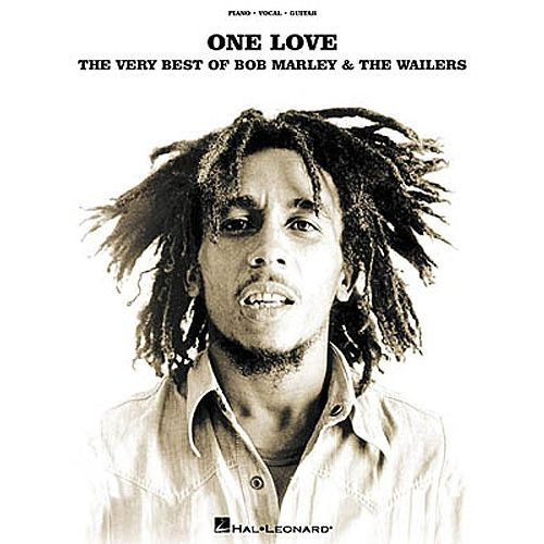 HAL LEONARD MARLEY BOB AND THE WAILERS ONE LOVE THE VERY BEST OF BOB - PVG