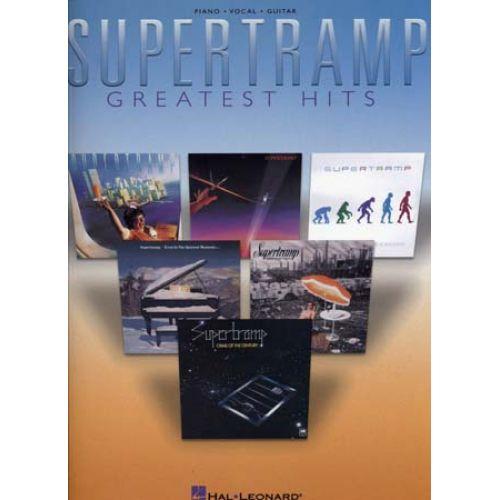HAL LEONARD SUPERTRAMP - GREATEST HITS - PVG