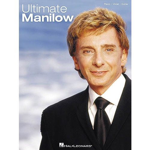 HAL LEONARD ULTIMATE MANILOW - PVG