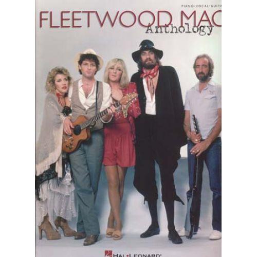 HAL LEONARD FLEETWOOD MAC - ANTHOLOGY - PVG