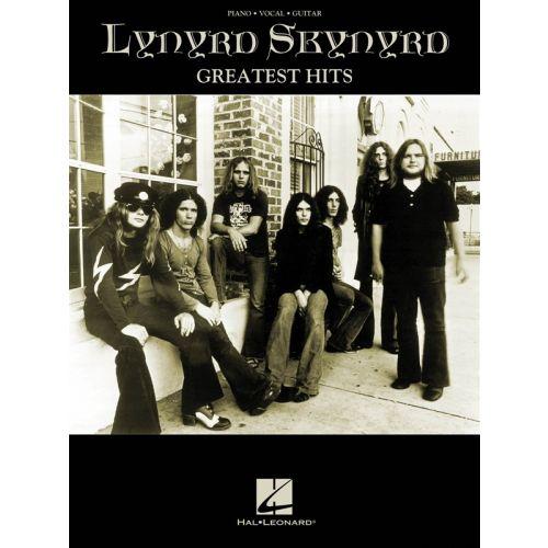 HAL LEONARD LYNYRD SKYNYRD GREATEST HITS - PVG