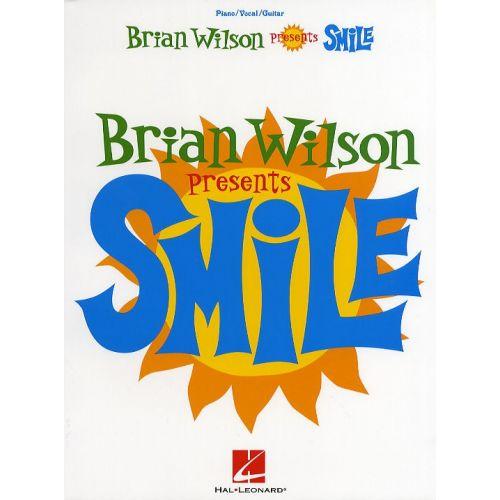 HAL LEONARD WILSON BRIAN - SMILE - PVG