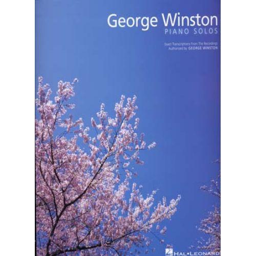HAL LEONARD WINSTON GEORGE - PIANO SOLOS