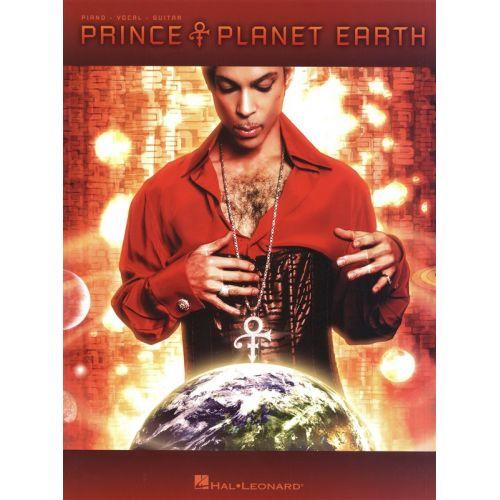 HAL LEONARD PRINCE - PLANET EARTH - PVG