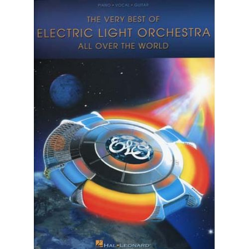 HAL LEONARD ELECTRIC LIGHT ORCHESTRA - VERY BEST OF - PVG