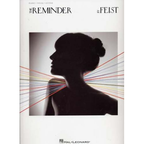 HAL LEONARD FEIST - THE REMINDER - PVG