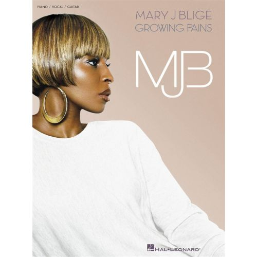 HAL LEONARD MARY J. BLIGE - GROWING PAINS - PVG