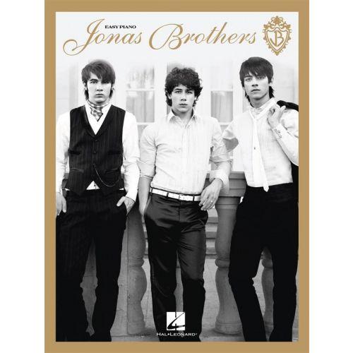 HAL LEONARD JONAS BROTHERS EASY - PIANO SOLO