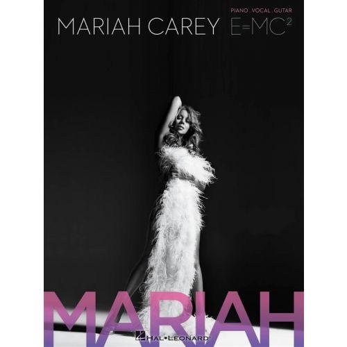 HAL LEONARD MARIAH CAREY E MC - PVG
