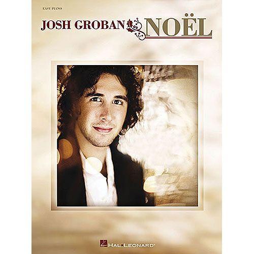 HAL LEONARD JOSH GROBAN NOEL - PIANO SOLO