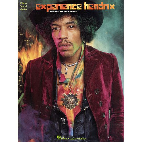 HAL LEONARD EXPERIENCE HENDRIX THE BEST OF JIMI HENDRIX - PVG