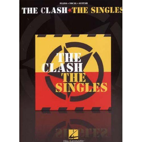 HAL LEONARD CLASH (THE) - SINGLES - PVG
