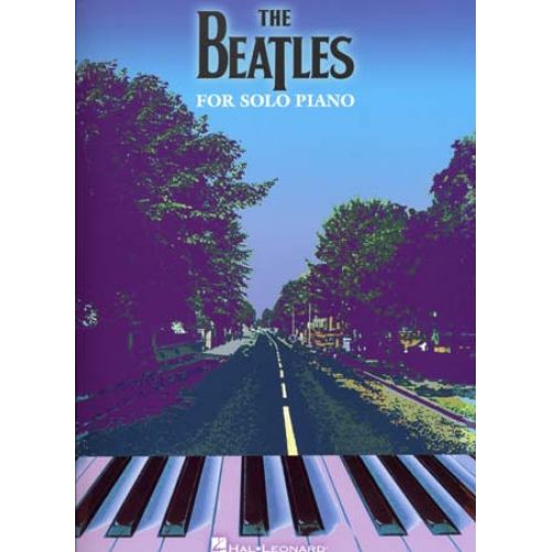 HAL LEONARD BEATLES (THE) - FOR SOLO PIANO