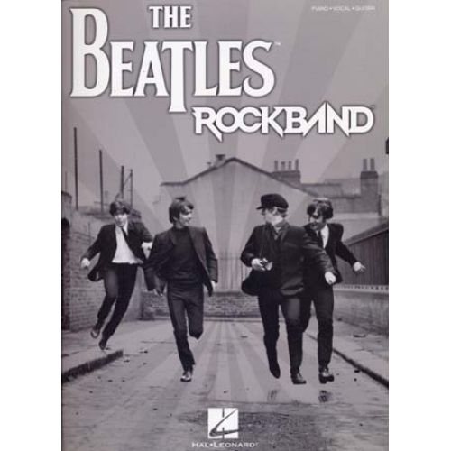 HAL LEONARD BEATLES (THE) - ROCKBAND - PVG