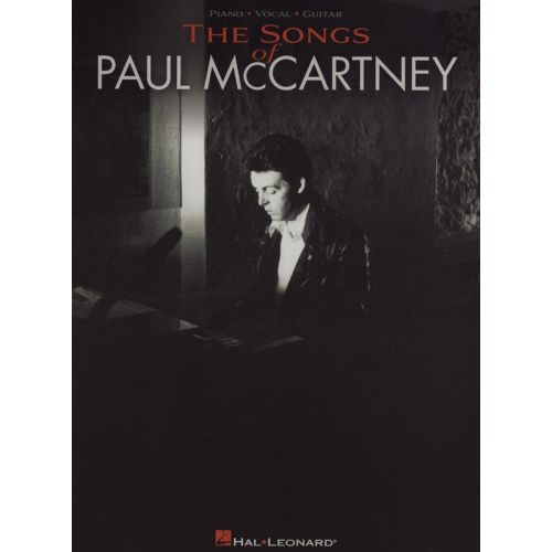 HAL LEONARD THE SONGS OF PAUL MCCARTNEY - PVG
