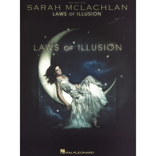 HAL LEONARD MCLACHLAN SARAH - LAWS OF ILLUSION - PVG