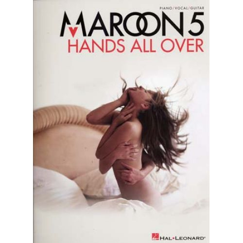 UNIVERSAL MUSIC PUBLISHING MAROON 5 - HANDS ALL OVER - PVG