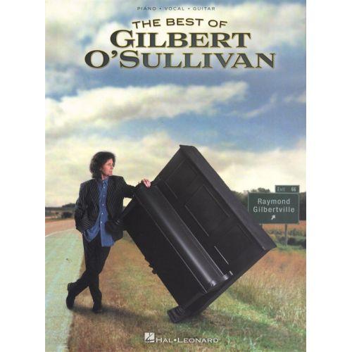 HAL LEONARD OSULLIVAN GILBERT THE BEST OF - PVG