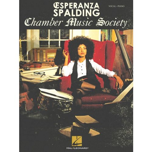 HAL LEONARD SPALDING ESPERANZA CHAMBER MUSIC SOCIETY PVG SONGBOOK - PIANO AND VOCAL