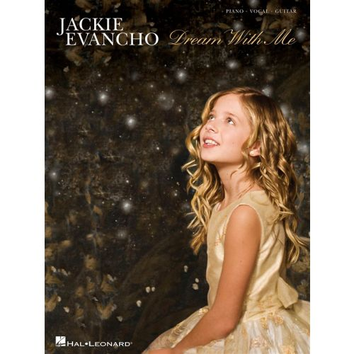 HAL LEONARD EVANCHO JACKIE - DREAM WITH ME - PVG