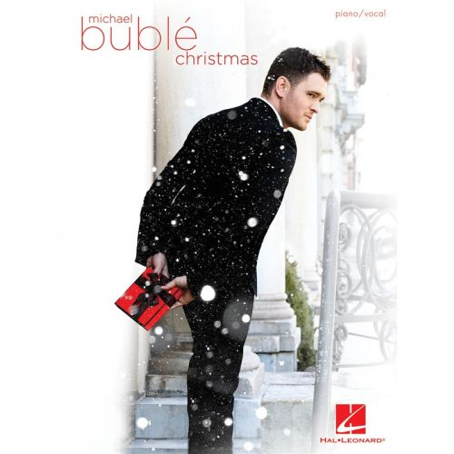 HAL LEONARD BUBLE MICHAEL CHRISTMAS PIANO VOCAL - PIANO AND VOCAL