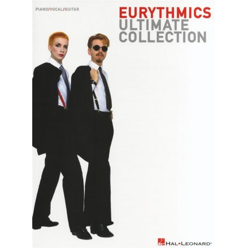 HAL LEONARD EURYTHMICS ULTIMATE COLLECTION - PVG