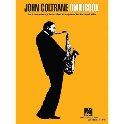 HAL LEONARD JOHN COLTRANE - OMNIBOOK (E-Flat Instruments)