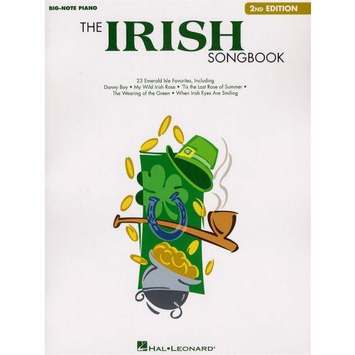 HAL LEONARD IRISH SONGBOOK 2ND EDITION - PIANO
