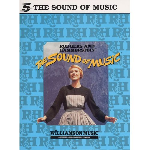 MUSIC SALES RODGERS AND HAMMERSTEIN THE SOUND OF MUSIC SELECTIONS (FIVE-FINGER - PIANO SOLO
