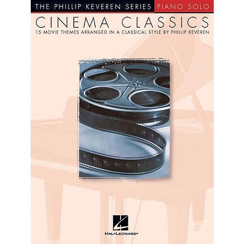 HAL LEONARD CINEMA CLASSICS PIANO SOLO SONGBOOK - PIANO SOLO