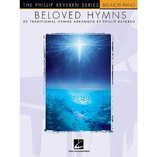 HAL LEONARD PHILLIP KEVEREN BELOVED HYMNS - PIANO SOLO