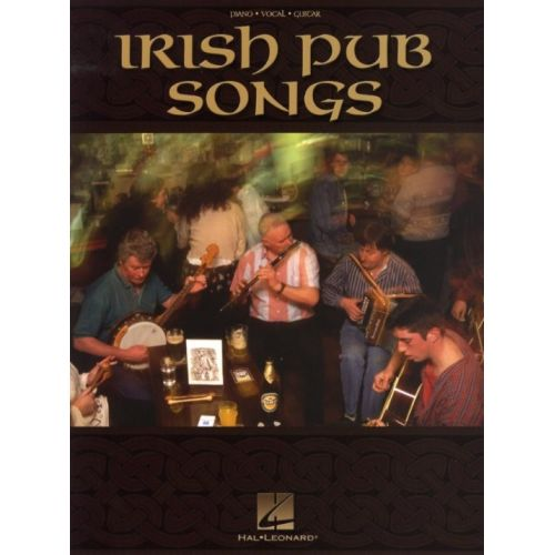 HAL LEONARD IRISH PUB SONGS - PVG