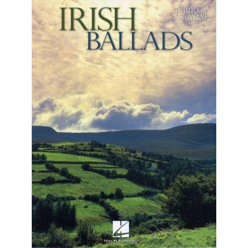 HAL LEONARD IRISH BALLADS - PVG