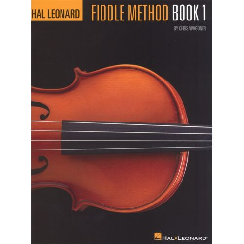 HAL LEONARD HAL LEONARD FIDDLE METHOD VLN BOOK 1 - VIOLIN