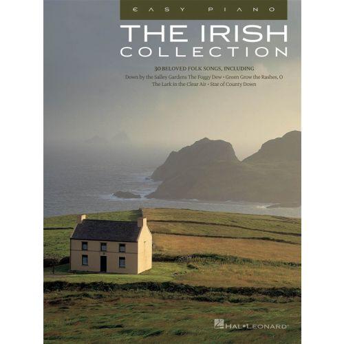 HAL LEONARD THE IRISH COLLECTION - PIANO SOLO