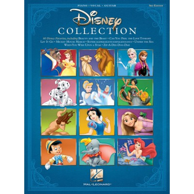 HAL LEONARD THE DISNEY COLLECTION PVG