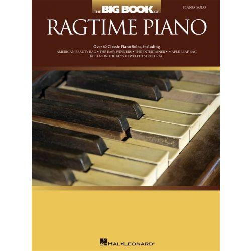HAL LEONARD BIG BOOK OF RAGTIME PIANO PIANO SOLO
