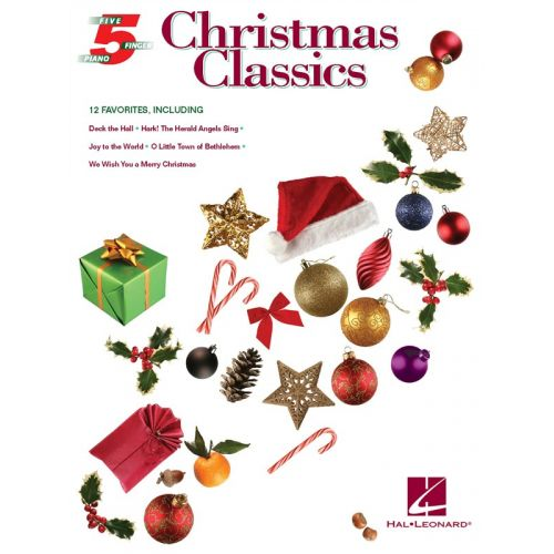 HAL LEONARD CHRISTMAS CLASSICS - PIANO SOLO