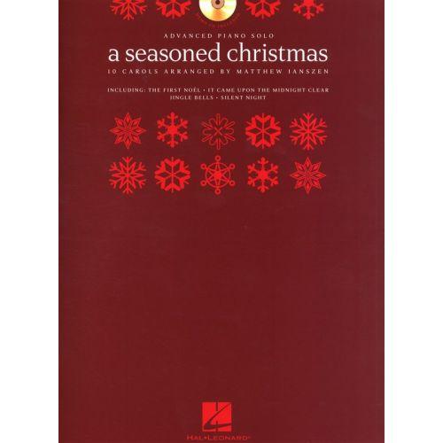 HAL LEONARD A SEASONED CHRISTMAS - PIANO SOLO