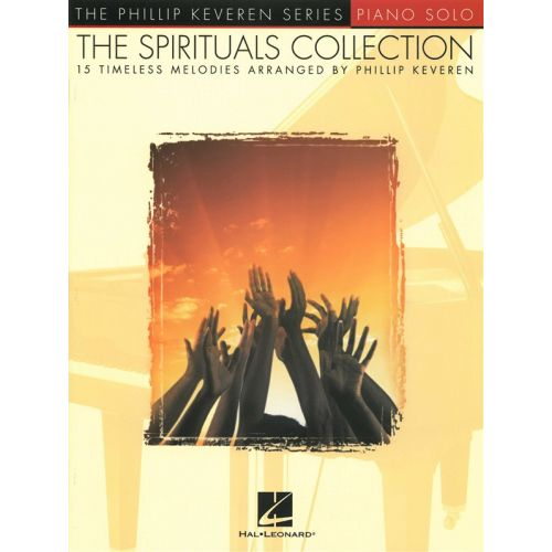 HAL LEONARD PHILIP KEVEREN SERIES SPIRITUALS COLLECTION - PIANO SOLO