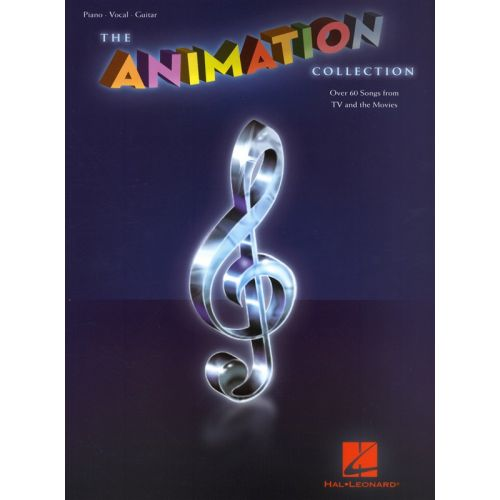 HAL LEONARD THE ANIMATION COLLECTION - PVG
