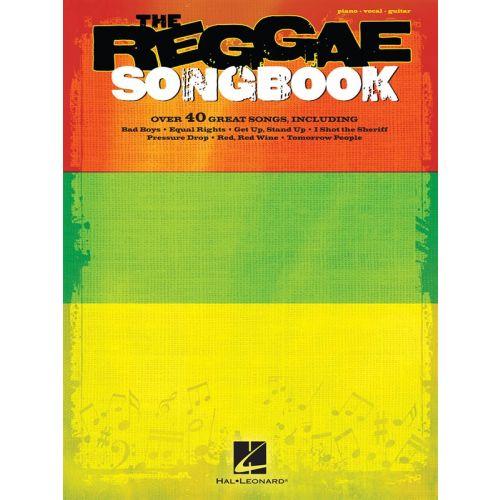 HAL LEONARD REGGAE SONGBOOK - PVG